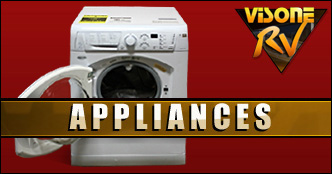 RV Appliances USED RV/MOTORHOME OVER THE OVEN RANGE